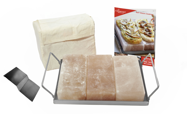 $17 for a Salt Stone Cooking Set (a $99.99 Value)