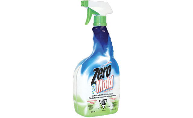 $12.99 for a ZERO MOLD Antimicrobial Mold Eliminator and Disinfectant (a $29.95 Value)