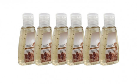 $15 for a 6-Pack of Essence Of Beauty Anti-Bacterial Hand Sanitizer with Moisture Beads (a $24.95 Value)