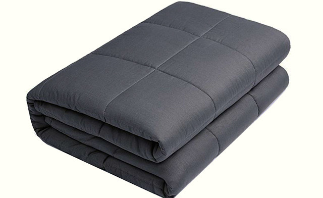 Up to 37% Off a Weighted Blanket