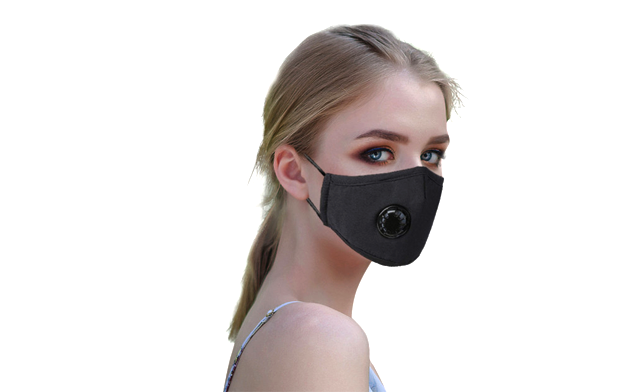 Up to 53% Off Reusable Masks + Carbon Filters (Non-Medical Grade)