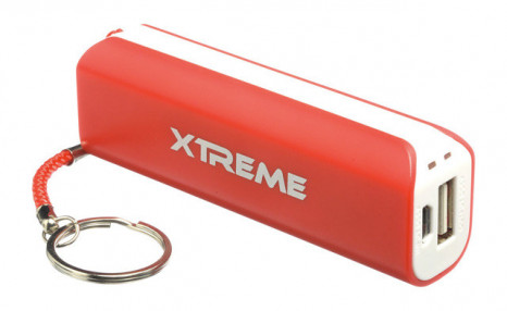 $11.90 for a 3-Pack of Xtreme 1800mAh Power Bank Keychains (a $29.97 Value)