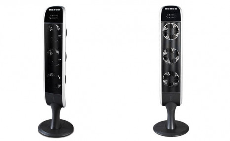 $75 for a Bionaire 43-Inch Fan Tower with Remote Control (a $119 Value)
