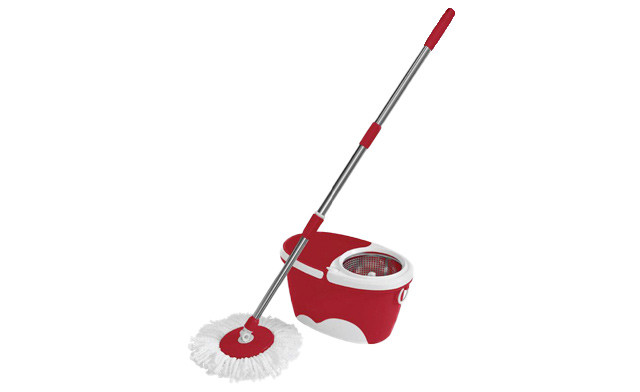 $27.82 for a Cyclone Spin Mop (a $64 Value)