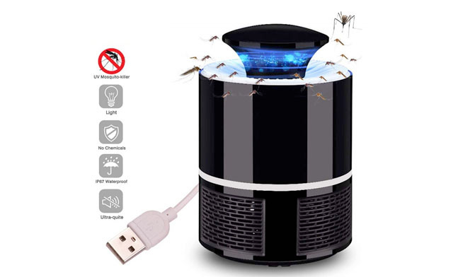 $19.66 for a USB Bug Zapper (a $49 Value)