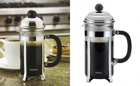 $26.57 for an 8-Cup Bonjour Monet French Press (a $99.99 Value)