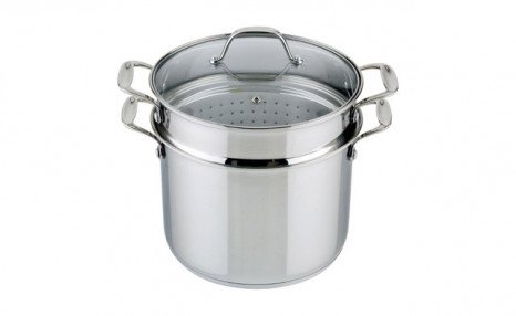$38.59 for an 8L Stainless Steel Stockpot (a $159.99 Value)