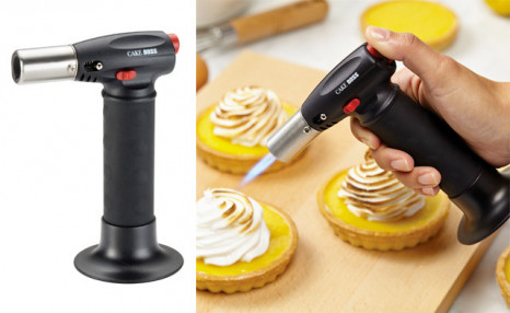 $15.84 for a Cake Boss Baker's Torch (a $49 Value)