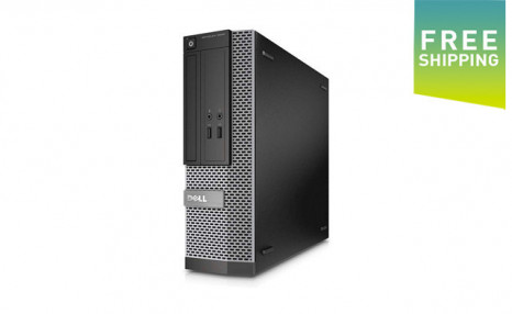 Click to view $619 for a Dell OptiPlex 3020 - Refurbished (a $789 Value)