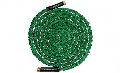 Click to view $22 for a 50Ft. Gravitti Deluxe Expandable Garden Hose (a $55 Value)