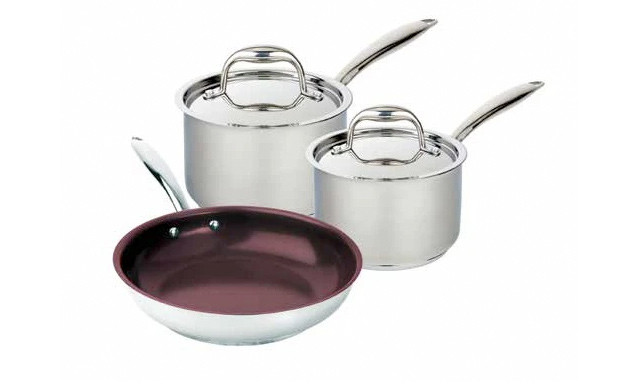 $119 for a 5pc Meyer Accolade Cookware Set (a $399 Value)