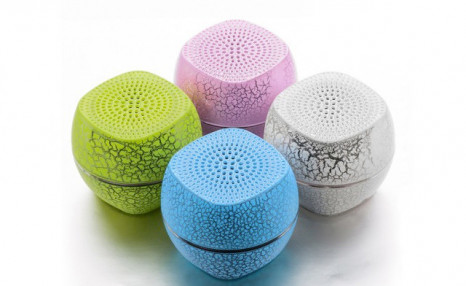 Click to view $15.92 for an A36 Mini Portable Bluetooth Speaker - 2 Pack (a $58 Value)