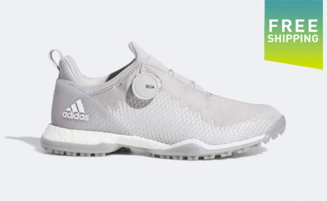 Click to view $69.99 for Adidas ForgeFiber Boa Women's Golf Shoes - Shipping Included (a $200 Value)