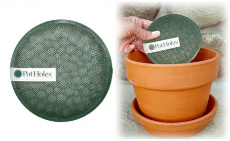 Click to view $9.99 for PotHoles Drainage Discs (Up to a $17.99 Value)
