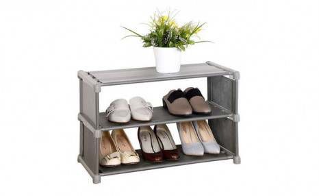 Click to view $16.90 for a Storage Organizer Rack (a $28.99 Value)
