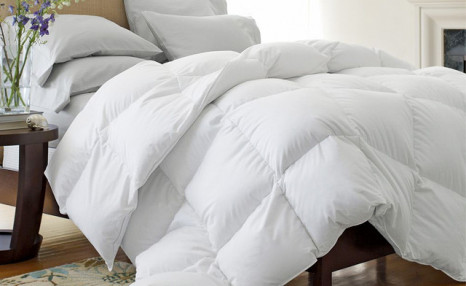 Click to view Up to 68% off a White Synthetic Duvet