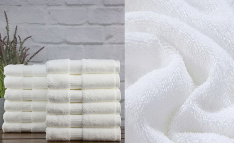 Click to view $18.90 for a Dobby Hem 6-Piece Hand Towel Set (a $29 Value)