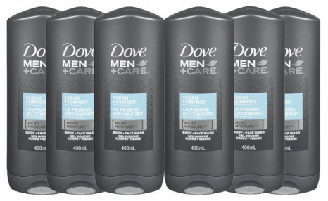 Click to view $19.99 for Dove Men+Care Body + Face Wash (a $31.62 Value)