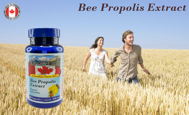 Click to view $14.90 for Bee Propolis Extract (a $26.65 Value)