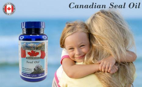 Click to view $12.90 for Canadian Seal Oil Soft Gels (a $20.15 Value)