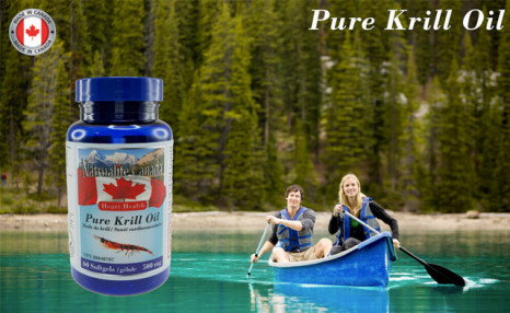 Click to view $21.95 for Pure Krill Oil Soft Gels (a $48.10 Value)