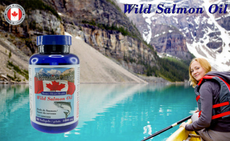 Click to view $12.90 for Wild Sockeye Salmon Oil Soft Gels (a $22.10 Value)
