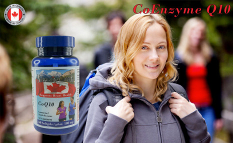 $28.95 for CoQ10 Soft Gels (a $52.30 Value)