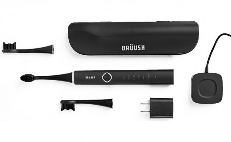 Up to 32% off Brüush Electric Toothbrush Subscription Kits