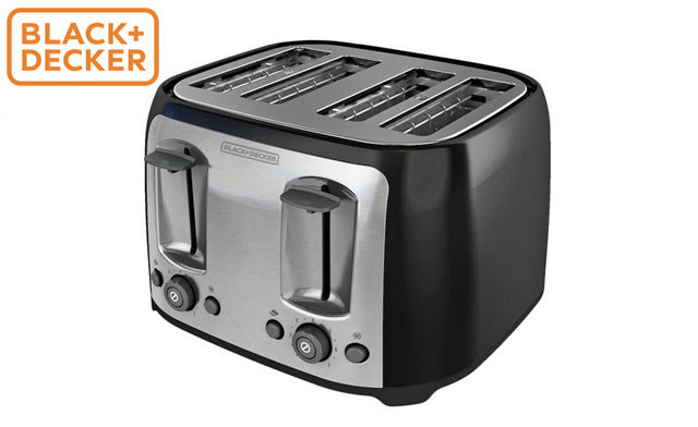 Click to view $24.99 for a 4-Slice Toaster (a $69.99 Value)