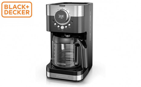 $36.95 for a Black + Decker Select-A-Cup Multi-Brew Coffee Maker - Factory Reconditioned (a $119.99 Value)