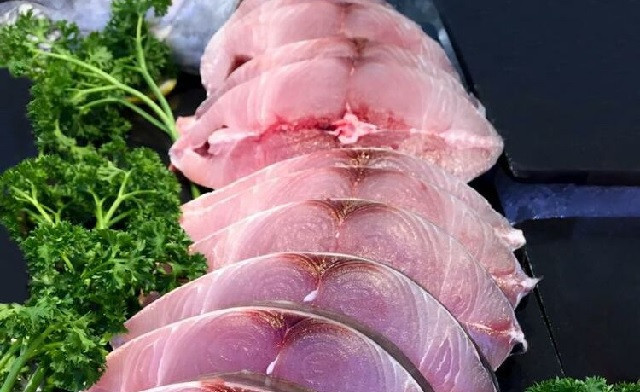 $49 for 8 lbs of King Fish Steaks (a $60 Value)