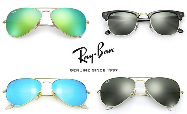 Click to view Up to 65% off Ray-Ban® Aviators & Clubmaster Sunglasses