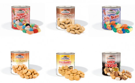 Click to view $25 for 30 x 55 g Tins of Salysol Nuts & Snacks (a $75 Value)