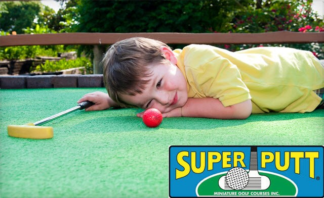 Up to 53% off Mini Golf in Niagara Falls
