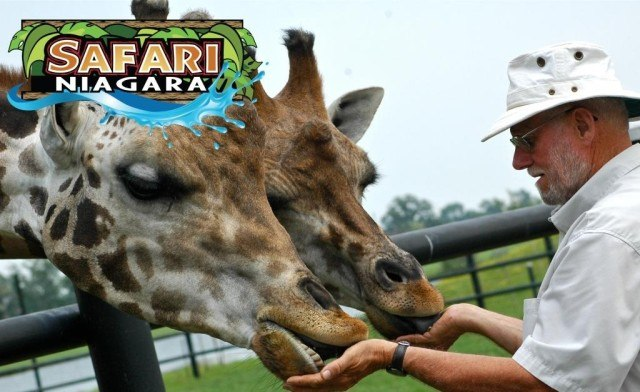 Up to 32% off Admission to Safari Niagara