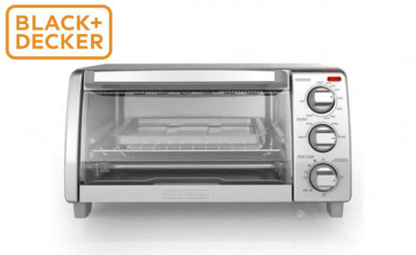 Click to view $37.95 for a Black & Decker Toaster Oven (a $109.99 Value)