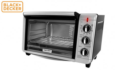 Click to view $49.99 for a Black & Decker Convection Oven (a $129.99 Value)