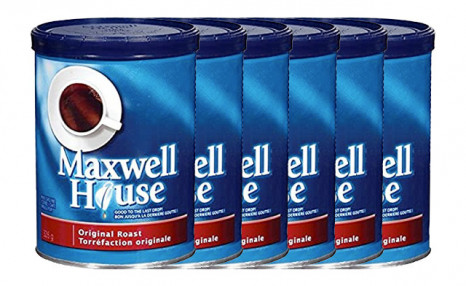 Click to view Up to 55% off Maxwell House Original Roast Coffee