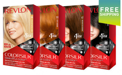 $24.99 for a 4-Pack of Revlon Hair Colour (a $59.99 Value)