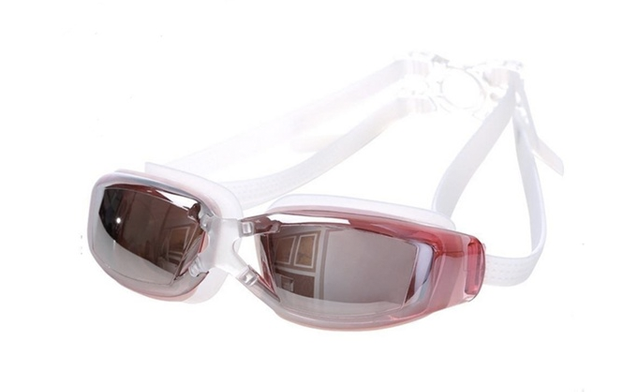 $21.95 for UV-Protected Swimming Goggles (a $111.99 Value)