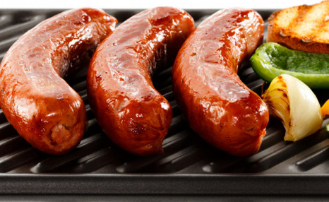 $40 for 3kg of Fully Cooked Turkey Sausage (a $55 Value)