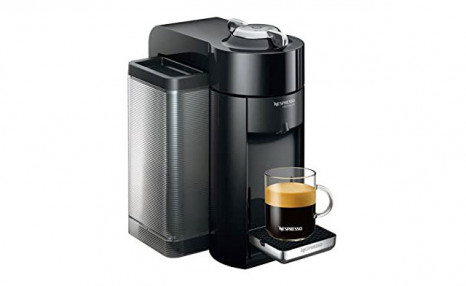$109.99 for a Nespresso Deluxe Coffee and Espresso Maker (a $249 Value)
