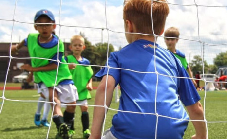 $59 for an 8-Week Kids Soccer Program for One (a $140 Value)