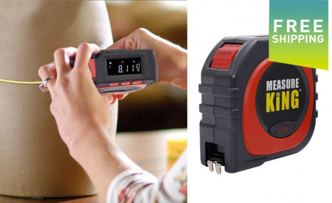 $35.90 for a 3-in-1 Professional Measuring Tool (a $59 Value)