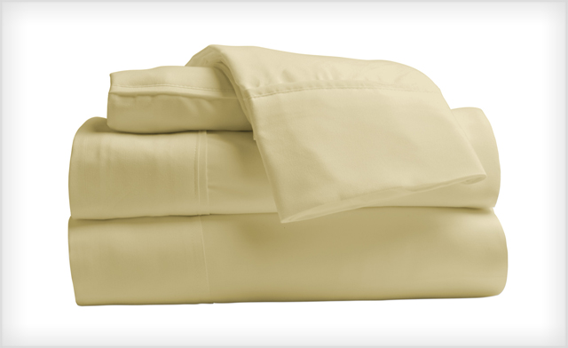 $13.97 for Luxury Microfibre Sheets (a $129 Value)