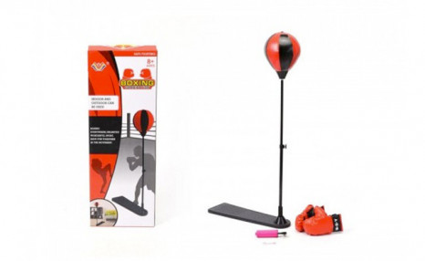 Click to view $29.90 for a Kids Standing Boxing Set (a $64 Value)