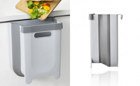 Click to view $9.94 for a Foldable Hanging Garbage Bin (a $30 Value)