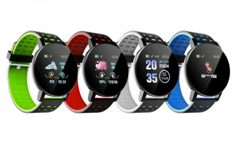 Click to view $19.62 for a Waterproof HD Fitness Tracker (a $95 Value)