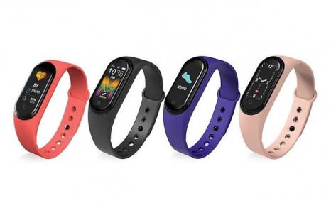 Click to view $19.82 for an M5 Fitness Tracker (an $85 Value)