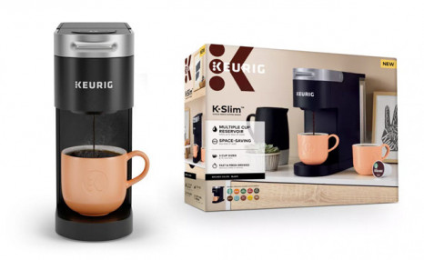 Click to view $86.34 for a Keurig K-Slim Machine (a $149 Value)